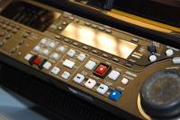 Picture of VT machine controls
